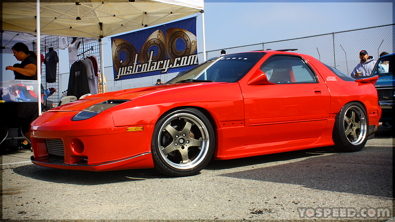 FC3S RX-7 Spec-RE Full Aero | Shine Auto Project