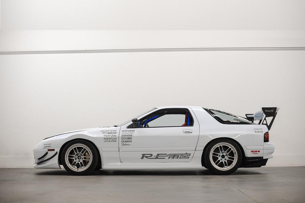 FC3S RX-7 Spec-RE Full Aero | Shine Auto Project