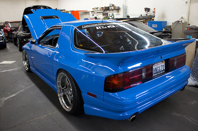FC3S RX-7 Misc  Items   Shine Auto Project