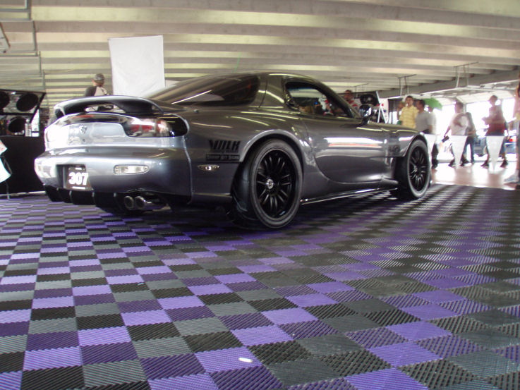 Fd3s Rx 7 Spec Gt Full Aero Shine Auto Project