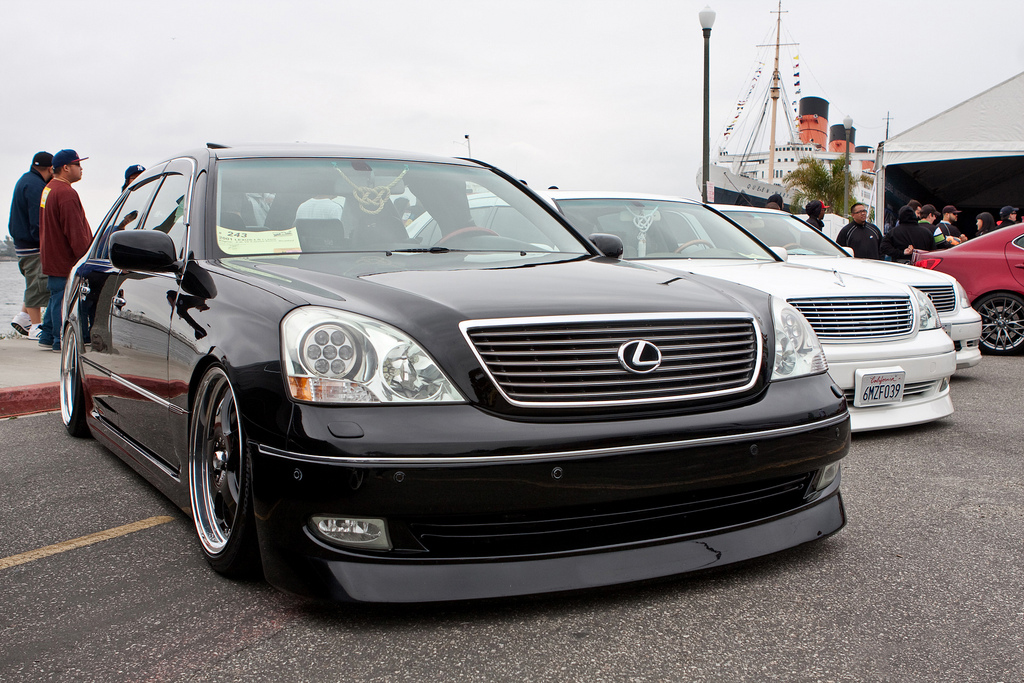 2003 Lexus Ls430 >> Lexus UCF30 (01-03) Celsior LS430 Misc. Aero Items | Shine Auto Project